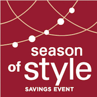 Hunter Douglas fall sales event coupon