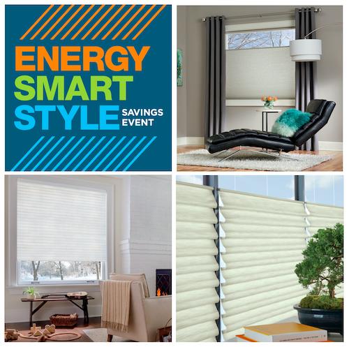 Insulating energy efficient window shades