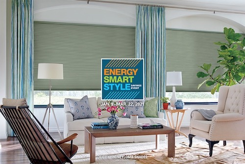 energy efficient shades sale