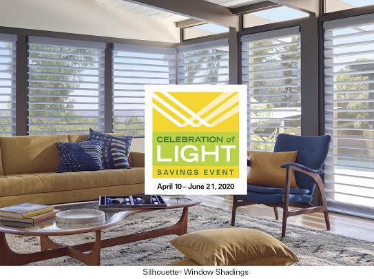 Celebration of Light Blinds Sale
